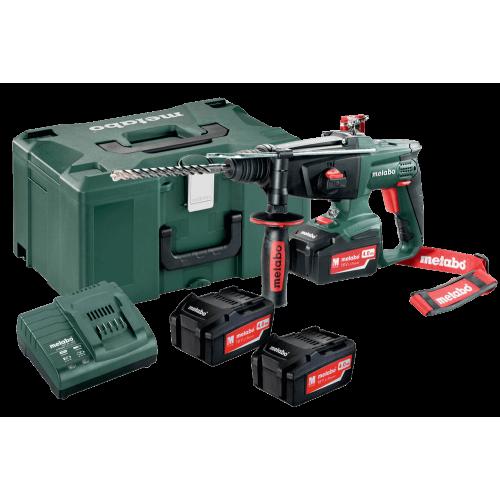 Metabo KHA 18 LTX Set akumulatorska čekić bušilica