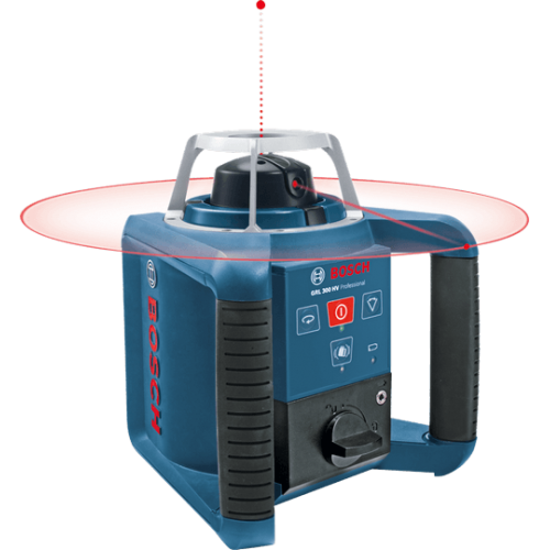 BOSCH GRL 300 HV Professional građevinski laser set
