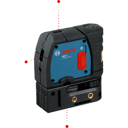 BOSCH GPL 3 Professional točkasti laser