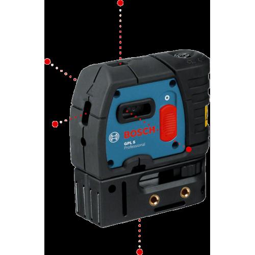BOSCH GPL 5 Professional točkasti laser