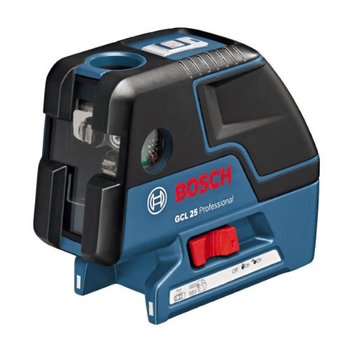 BOSCH GCL 25 + BM 1 Professional točkasti laser + nosač