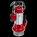Einhell GC-DP 1340 G potopna pumpa za nečistu vodu (4170742)