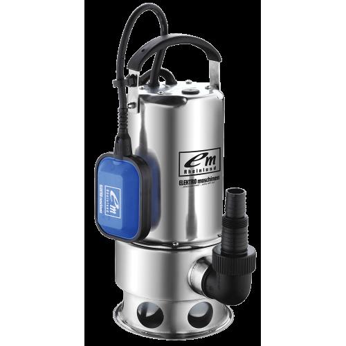 REM Power SPR 15502 DR Inox potopna pumpa za nečistu vodu