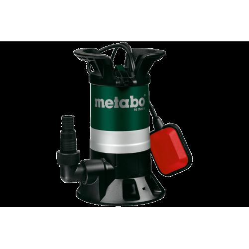 Metabo PS 7500 S potopna pumpa za nečistu vodu
