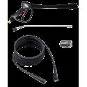 REM Power HDEm 600 HW visokotlačni perač (topla voda)