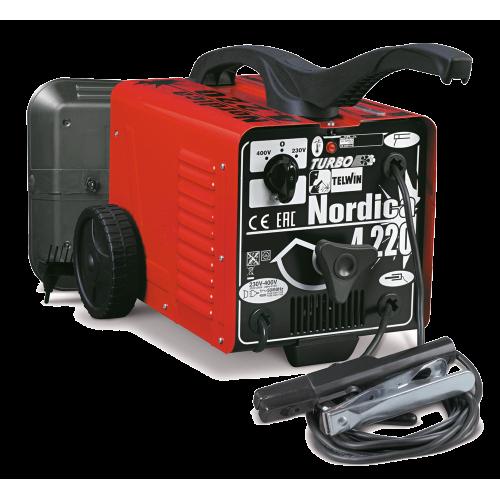 Telwin Nordica 4.220 Turbo REL aparat za varenje (814175)
