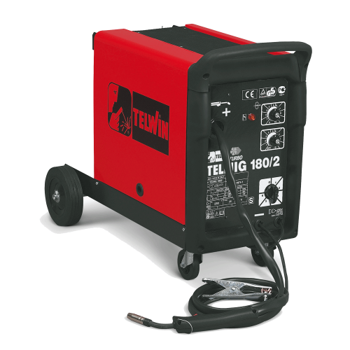 Telwin Telmig 180/2 Turbo MIG/MAG aparat za varenje (821055)