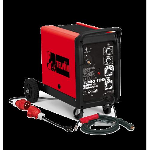 Telwin Telmig 195/2 Turbo MIG/MAG aparat za varenje (821069)