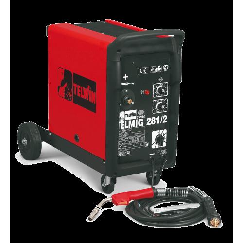 Telwin Telmig 281/2 Turbo MIG/MAG aparat za varenje (820099)