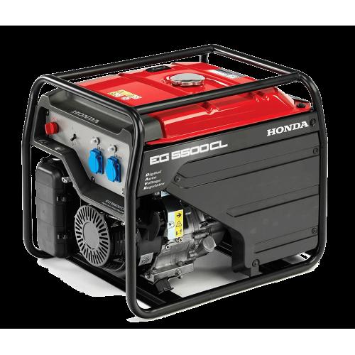 Honda EG5500 CL benzinski D-AVR agregat - generator