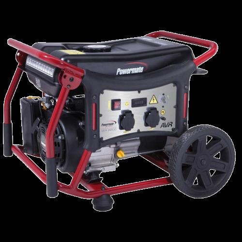 Pramac Powermate WX 3200 benzinski agregat - generator