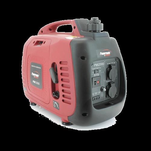 Pramac Powermate PMi 2000 benzinski inverter agregat - generator