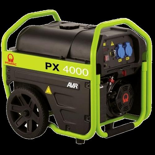 Pramac PX4000 230 V AVR benzinski agregat - generator
