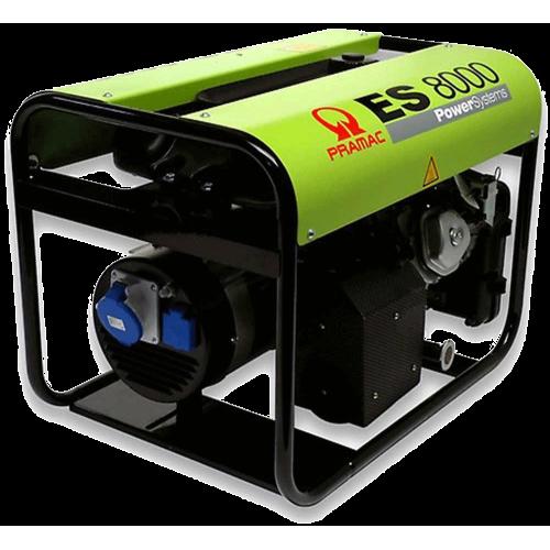 Pramac ES8000 230V AVR benzinski agregat - generator