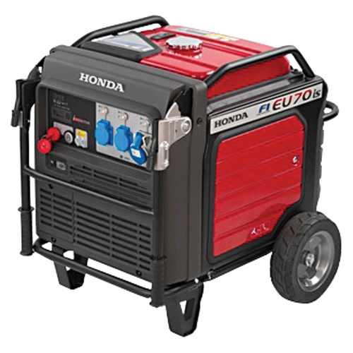 Honda EU70is benzinski visokotehnološki agregat - generator