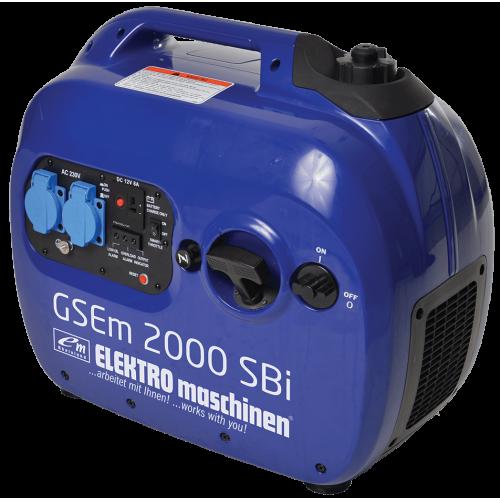 REM Power GSEm 2000 SBI benzinski inverter agregat - generator