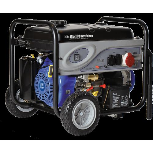 REM Power GSEm 7250 TBE benzinski agregat - generator