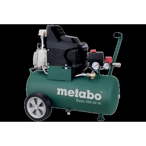 Metabo Basic 250-24 W klipni zračni kompresor