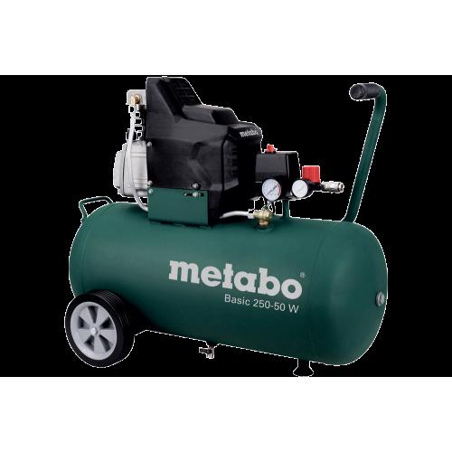 Metabo Basic 250-50 W klipni zračni kompresor (601534000)