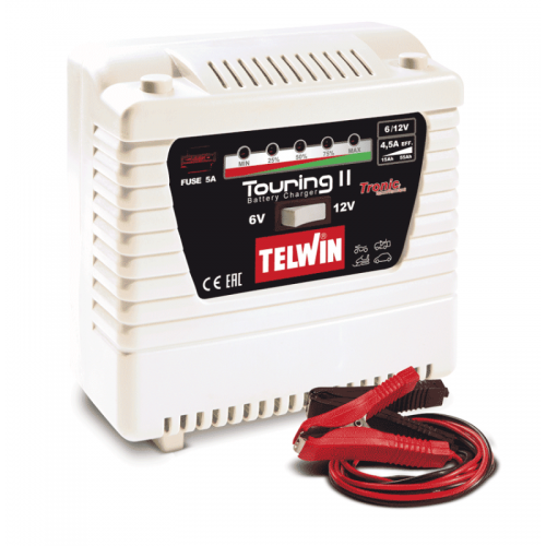 Telwin Elements Touring 11 punjač akumulatora 6V/12V