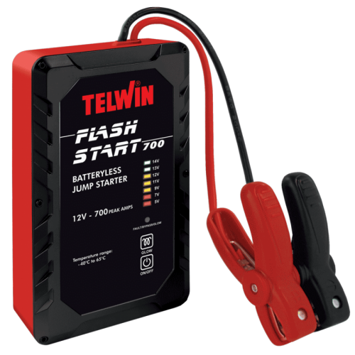 Telwin Flash Start 700 starter 12V