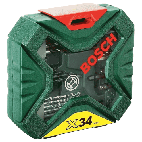 BOSCH X-Line Classic 34-dijelni Classic set svrdla i bitova izvijača