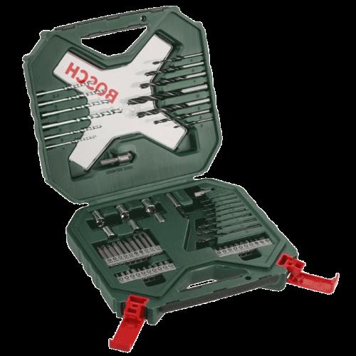 BOSCH X-Line Classic 60-dijelni Classic set svrdla i bitova izvijača