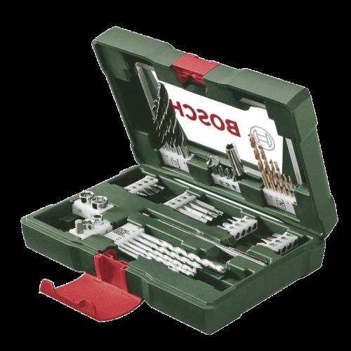 BOSCH V-Line TiN 48-dijelni set svrdla i bitova s magnetskim štapom