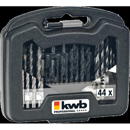 KWB PowerBox 44-dijelni set pribora (109044)