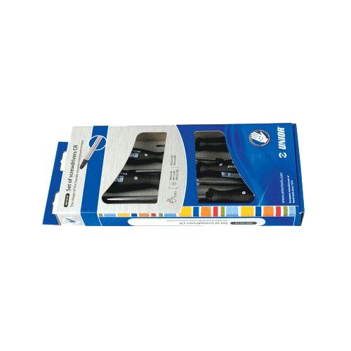 Unior 608CS5CR 5-dijelni set CR izvijača (617028)