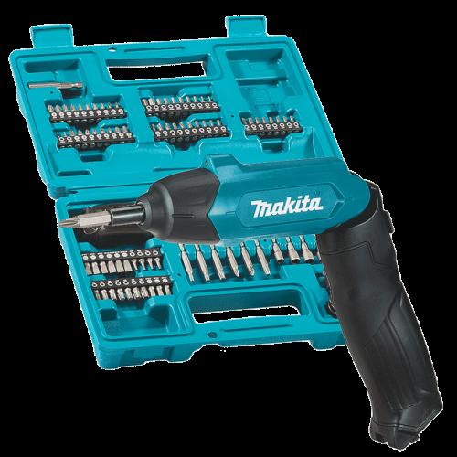 Makita DF001DW akumulatorski štapni odvijač