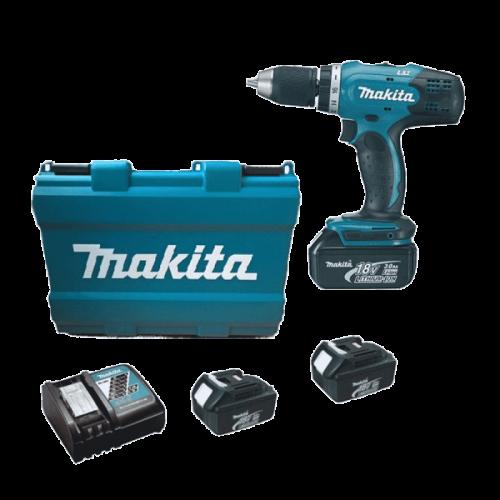 Makita DDF453RFE3 akumulatorska bušilica odvijač