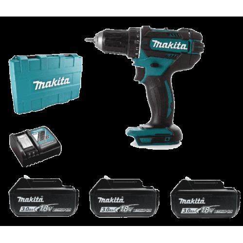 Makita DDF482RFE3 akumulatorska bušilica odvijač