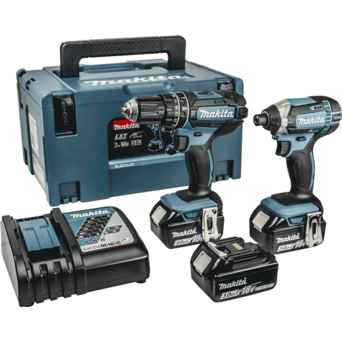 Makita DLX2131JX1 set akumulatorskih alata