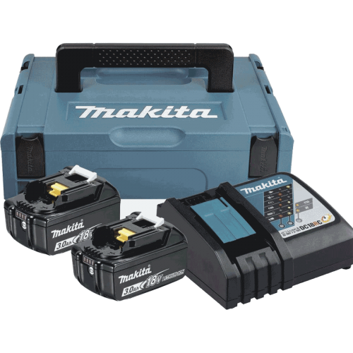 Makita MKP1RF182 LXT 18 V power set (197952-5)