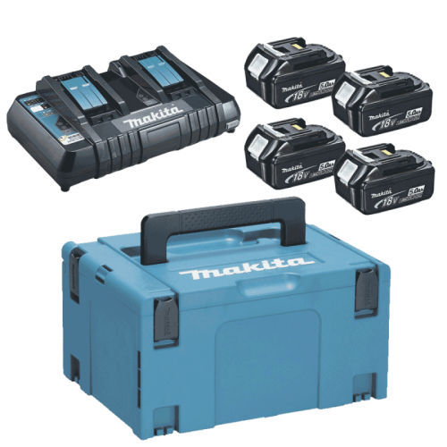 Makita MKP3PM184 LXT 18 V power set (197503-4)