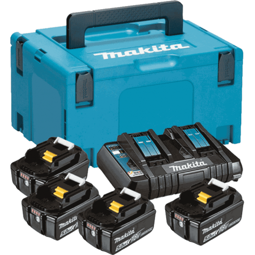 Makita MKP3PT184 LXT 18 V power set (197626-8)