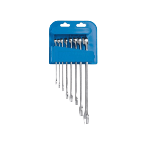 Unior 125/1PH 8-dijelni set kratkih viljuškasto-okastih ključeva (610841)