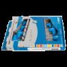 Unior 193TXCS 7-dijelni set Torx ključeva sa T ručicom (607888)