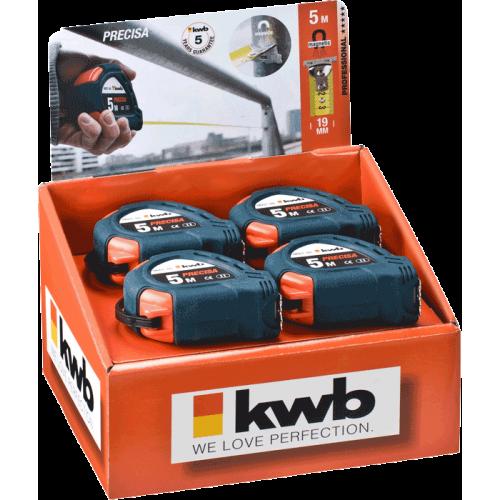KWB Precisa mjerna traka - metar 3 m (60113)