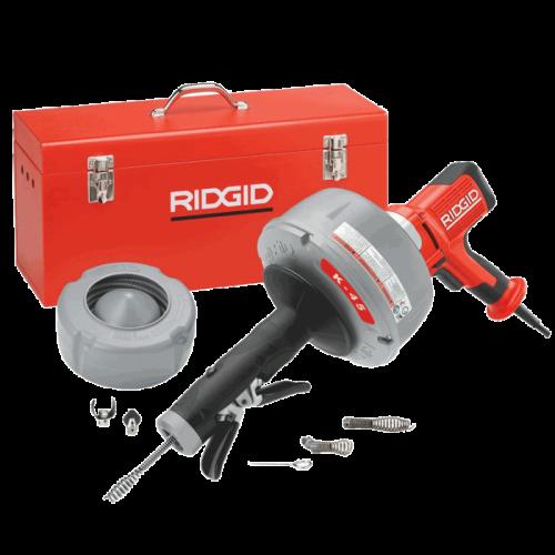 Ridgid K-45 AF-5 uređaj za čišćenje odvodnih cijevi
