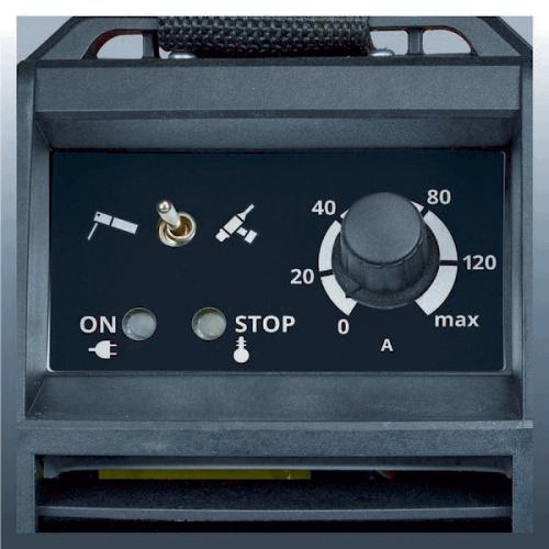 Einhell TC-IW 150 REL/TIG inverter za varenje