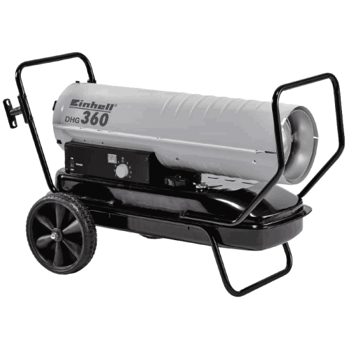 Einhell DHG 360 dizel zračni top za grijanje