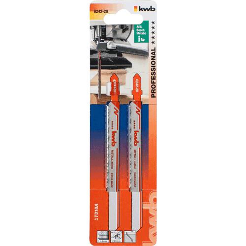 KWB list za ubodnu pilu 132 mm za metal srednji 2/1 (624220)
