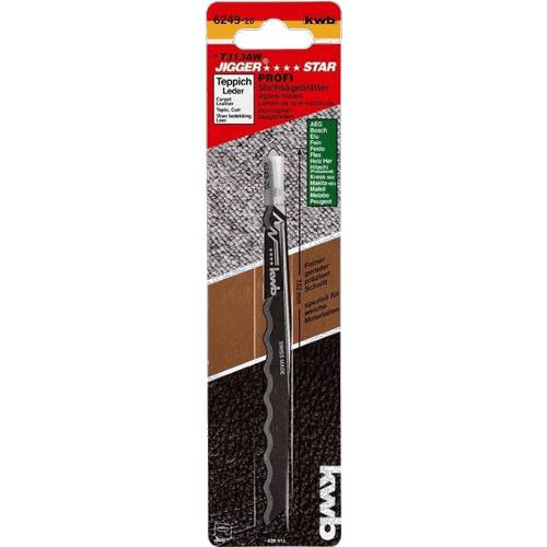 KWB list za ubodnu pilu 152 mm za gumu tekstil karton (624920)