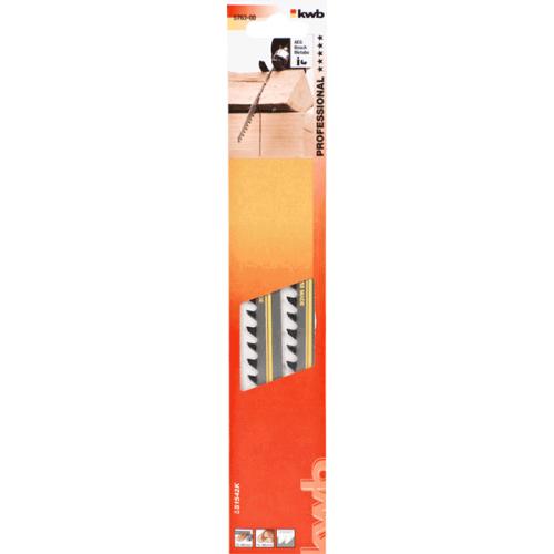 KWB list za ubodnu pilu 240 mm ekstra grubi za tvrdo drvo 2/1 (576300)