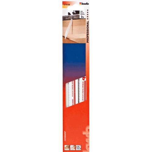 KWB list za ubodnu pilu 200 mm srednje grubi za metal 2/1 (577800)