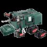 Metabo SB 18 LTX Impuls Set akumulatorska udarna bušilica odvijač