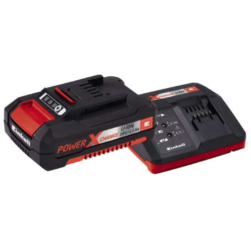 Einhell Power X-Change set brzi punjač + akumulator 18 V / 1.5 Ah (451202)