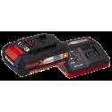 Einhell Power X-Change set brzi punjač + akumulator 18 V / 1.5 Ah (451202)